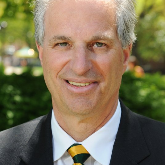 President Washington Appoints Mark Ginsberg to Two-year Term as Provost