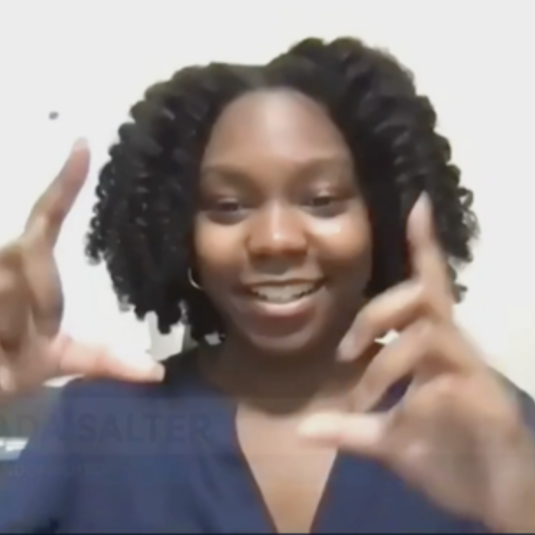 Going Viral: FAVS Senior Jada Salter Has a Story to Tell