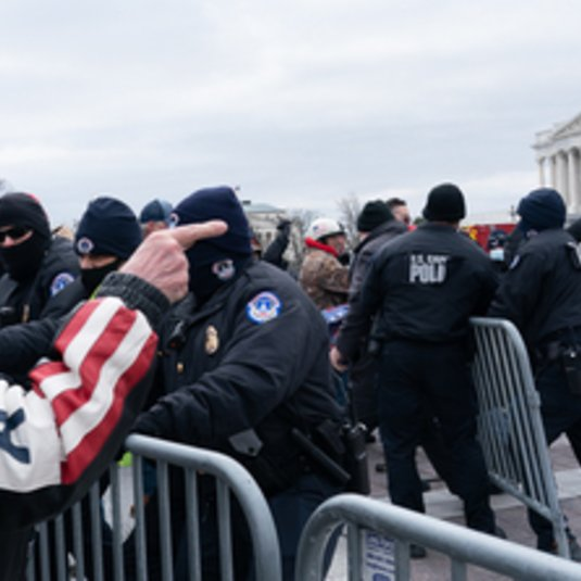QAnon Takes the Capitol: Timothy Denevi's Dispatch from the Streets of DC