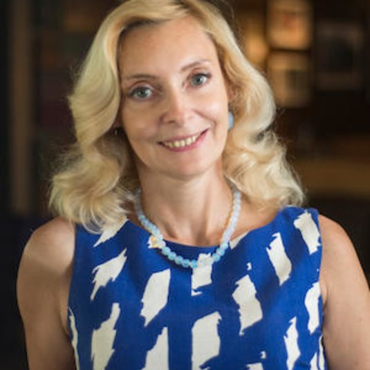 REST Professor Karina Korostelina on Ukraine project