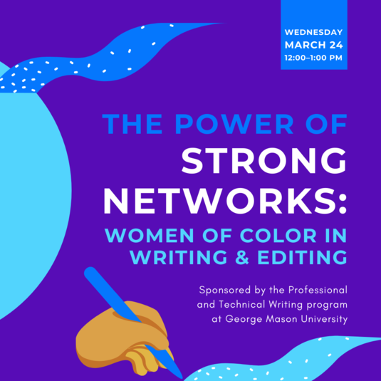 The Power of Strong Networks: Women of Color in Writing & Editing