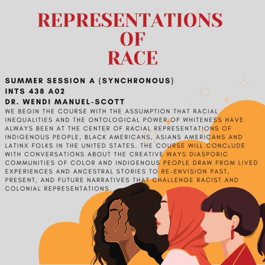 Representations of Race