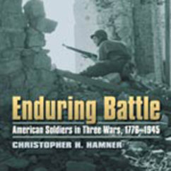 Hamner Publishes Book on Combat Experience