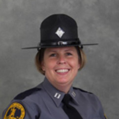 Virginia State Police Major is Highest-Ranking Woman in Department History