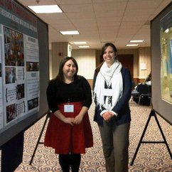 Student And Staff Present at National Women's Studies Conference