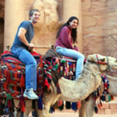 Mason Students Make History with Journey to Jordan