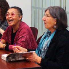 Judy Richardson and Betty Robinson Deliver 2012 Sojourner Truth Lecture