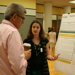 Undergraduate Scholarship on Display at 2012 Research Symposium