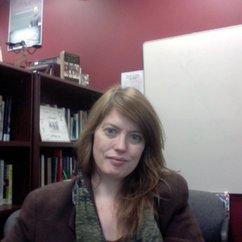 WMST Features Jen Stevens, Librarian for Office Hours