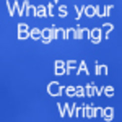 The English Department Announces the BFA in Creative Writing