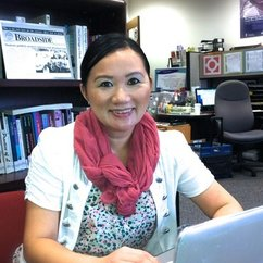 Nancy Xiong, WGST Certificate Student is the Proud Recipient of a GMU Alumni Scholarship  Award