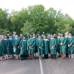 Congratulations May 2013 MA Graduates!