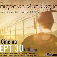 3rd Annual Immigration Monologues: Human Voices in the Current Debate