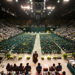 Dean Boehm-Davis Recaps 2014 Convocation Ceremonies