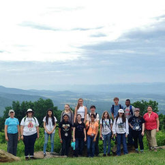 High School Students Work with Mason Grads in Summer Conservation Classes