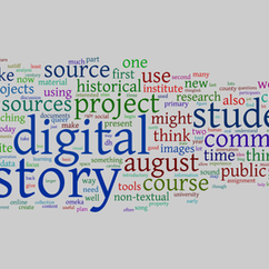 RRCHNM Leads Getty and NEH Digital Humanities Summer Institutes