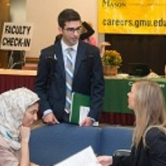 Preparation is Key for Mason's Largest Career Fair of the Year