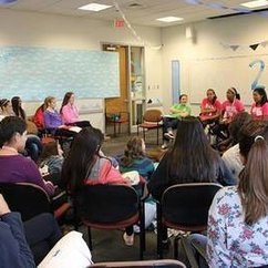 History Major Downes Plays a Role in Virginia Girls Summit