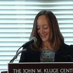 "Watch It Now: Assistant Professor of Spanish Charlotte Rogers Speaks at the Library of Congress on ""Mourning El Dorado: The Closing of the Amazonian Frontier in Contemporary South American Fiction"""