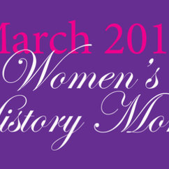 Happy Women's History Month!