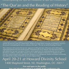 Contemplating the Qur'an Conference