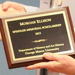 Students Earn Department Awards