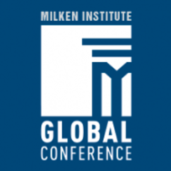 Gregory Unruh Participates in Panel Discussion at the Milken Institute Global Conference