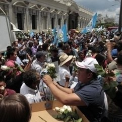 LAS Director cited by numerous media outlets on Guatemala's presidential crisis
