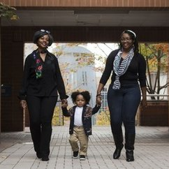 Mason's Family of the Year Includes Economics Major Maya Brandon