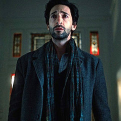 'Backtrack' and Adrian Brody's Suffering Visage: movie review by Lesley Smith