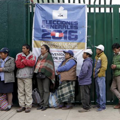 LAS Director Jo-Marie Burt quoted in the New York Times on the Peru's presidential election