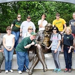Spend a Day with George Mason