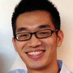 Dr. Brian Hsu joins Linguistics faculty for 2016-2017