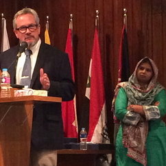 Witte Co-organizes Megacities Conference in Karachi, Pakistan