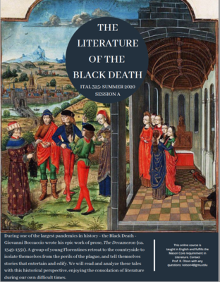 Literature of the Black Death