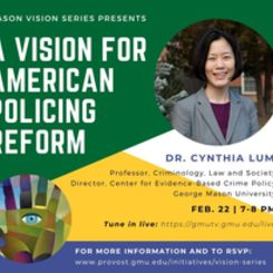 Vision Series: A Vision for American Policing Reform