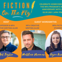 Fiction on the Fly