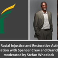 On Racial Injustice and Restorative Action