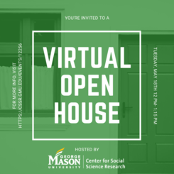 Center for Social Science Research Open House