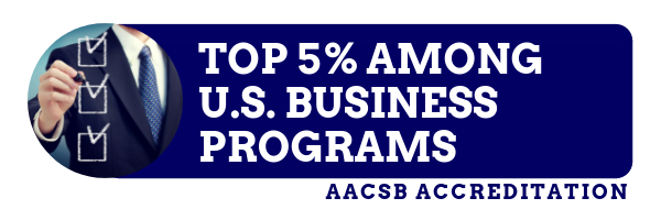 Top 5% Among U.S. Business Programs