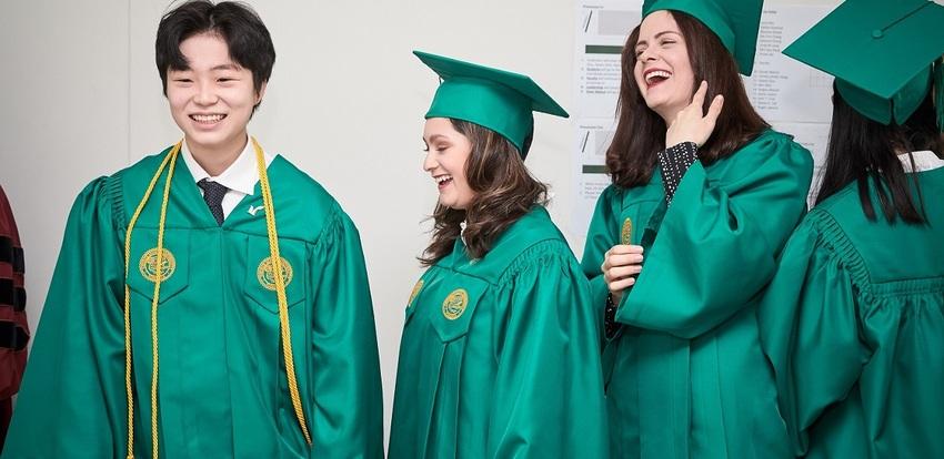 George Mason University Graduation 2020.Why Mason Korea Future Students