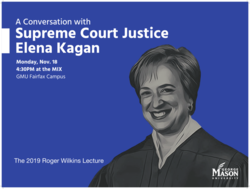 A Conversation with Justice Elena Kagan