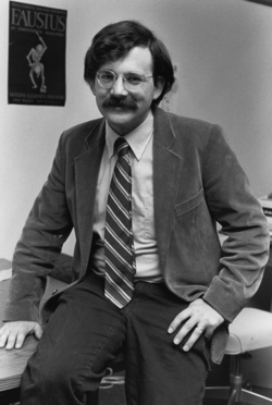 CHNM founding director Roy Rosenzweig