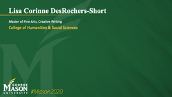 Graduation Slide for Lisa Corinne DesRochers-Short