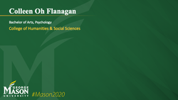 Graduation Slide for Colleen Oh Flanagan