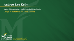 Graduation Slide for Andrew Lee Kolly