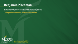 Graduation Slide for Benjamin Nachman