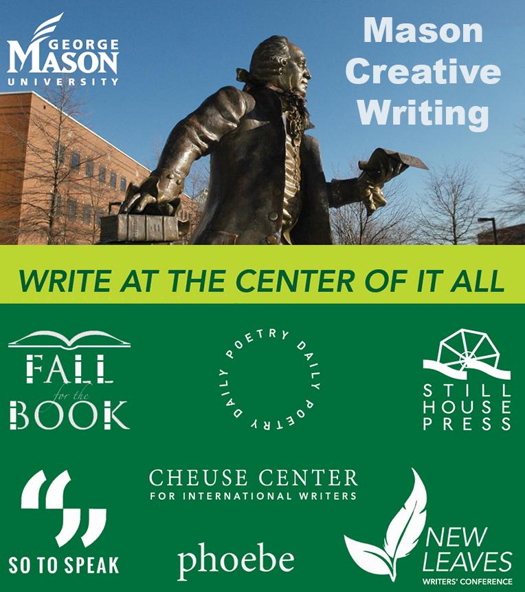 George mason mfa creative writing charles darwin research paper