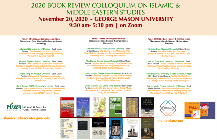 Program_Book Review Colloquium_2020