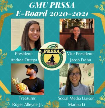 PRSSA Executive Board
